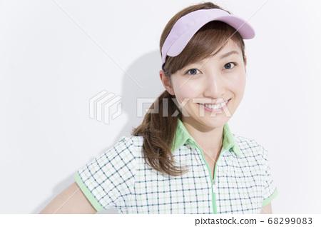 여성 골퍼 68299083