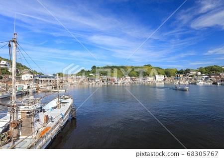 Muroma, a retro port town of Harima, Murozu fishing port/Murotsu, Mitsu-cho, Tatsuno-shi, Hyogo 68305767