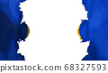 Blasted Barbados flag 68327593