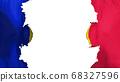 Blasted Andorra flag 68327596