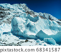 Himalaya mountains landscape 68341587