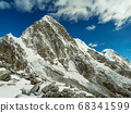 Himalaya mountains landscape 68341599