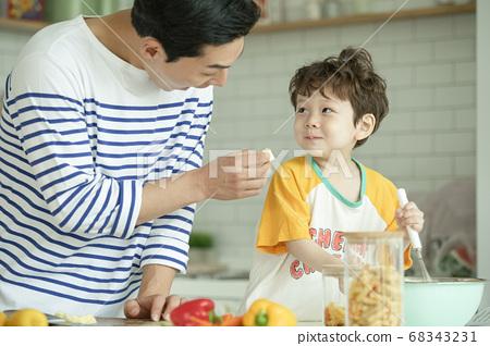 生活方式,家庭,烹飪 68343231