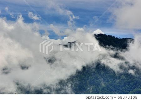 山上風景-觀霧雪霸國家公園,台灣    68373108