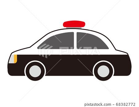 Police car 68382772