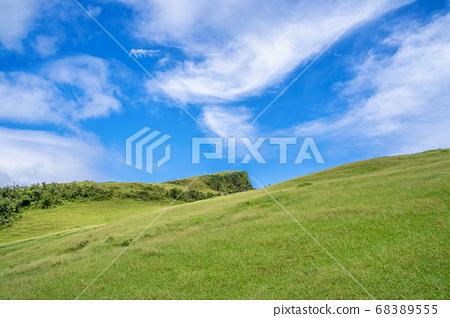 桃源谷 草嶺線 步道 草嶺古道 台北 宜蘭 景點 草原 grassland Taiwan  68389555