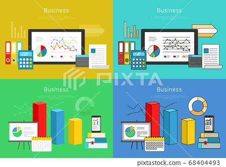 商業矢量插圖圖 68404493
