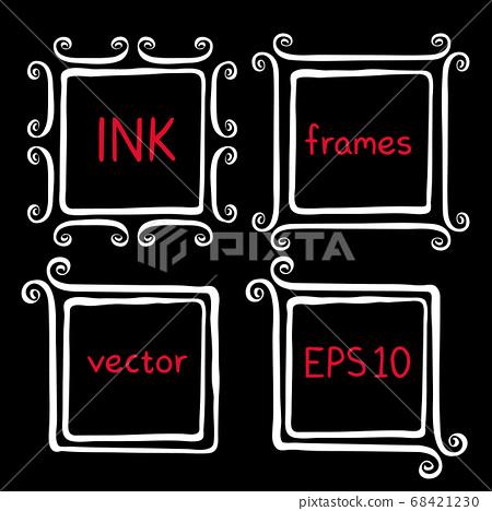 Cute hand made frames 68421230