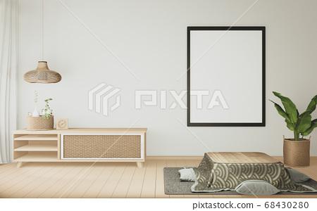 kotatsu low table and pillow ontatami mat, room 68430280