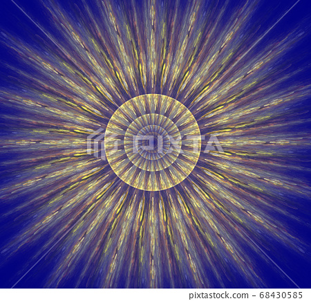 Fractal sun fantasy 68430585