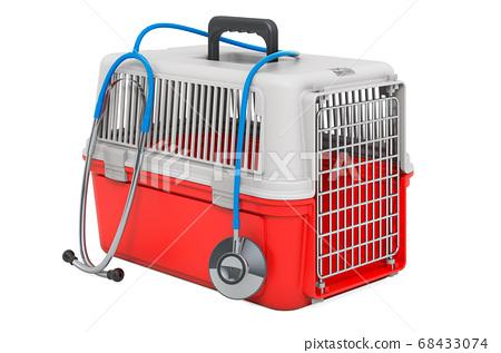 Veterinary Services concept. 68433074