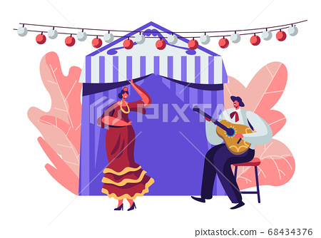 Cinco De Mayo Festival of Latin Folk Music 68434376