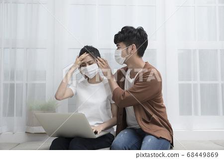 照顧生病的家人 68449869