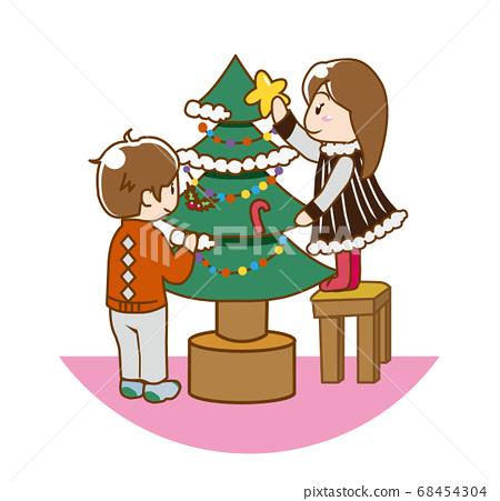 크리스마스 68454304