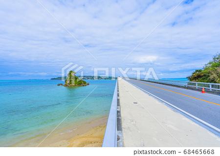 Kouri Ohashi Okinawa Tourist Attractions Japan 68465668
