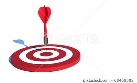 3d, accuracy, accurate, achievement, aim, arrow, audience, background, board, bullseye, business, center, challenge, circle, closeup, competition, concept, customer, dart, dartboard, destination, dire 68468688
