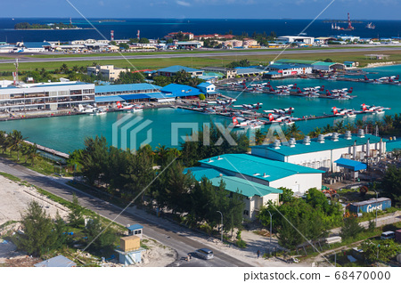 馬爾代夫水上飛機場 68470000