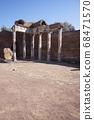世界遺產城市景觀,意大利,蒂沃利,艾德里亞別墅 68471570