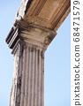 世界遺產城市景觀,意大利,蒂沃利,苦艾德里亞 68471579