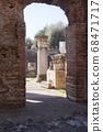 世界遺產城市景觀,意大利,蒂沃利,苦艾德里亞 68471717