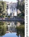 世界遺產城市景觀,意大利,蒂沃利,埃斯特別墅 68471873