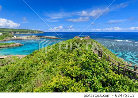 宮古島的美景_ Im Gya海洋花園 68475315
