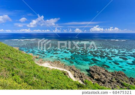 宮古島的美景_ Im Gya海洋花園 68475321