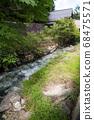 """日本擁有最大水量的""""草津溫泉""""是分佈在海拔1200 m的高山溫泉。 68475571"""