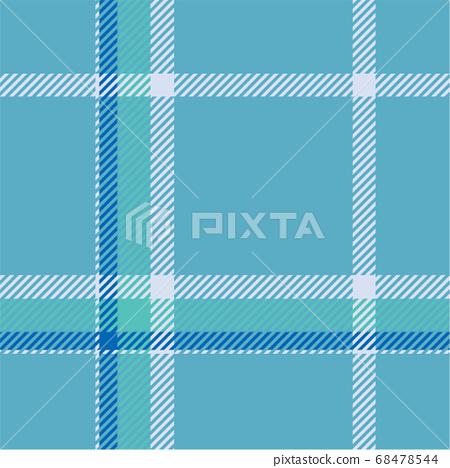 Tartan scotland seamless plaid pattern vector. 68478544
