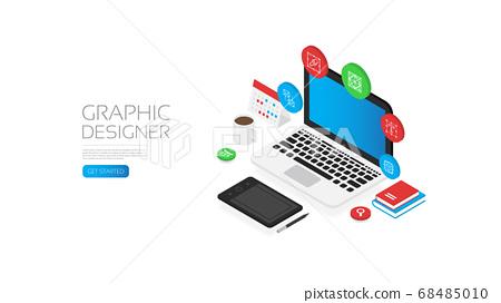 Designer workspace 68485010