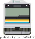 Dot picture style 205 series (Tsurumi Line) 68492412