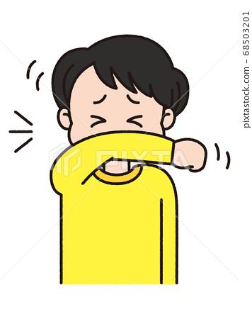 咳嗽禮儀 68503201