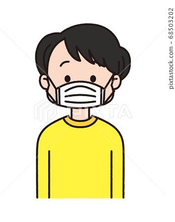 咳嗽禮儀 68503202
