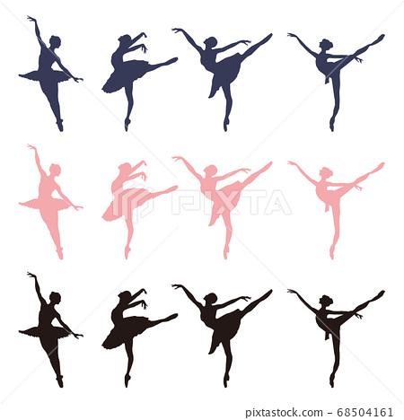 芭蕾舞剪影 68504161