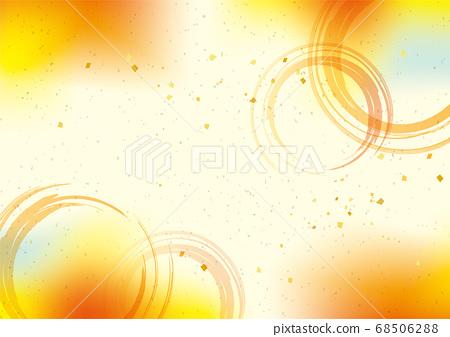 오렌지, 가을 배경 소재 68506288