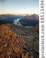 Sunrise at the summit 68513494