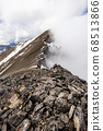Mist mountain view 68513866