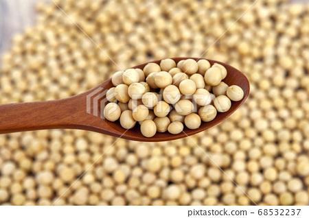 穀物,大豆,白tae 68532237