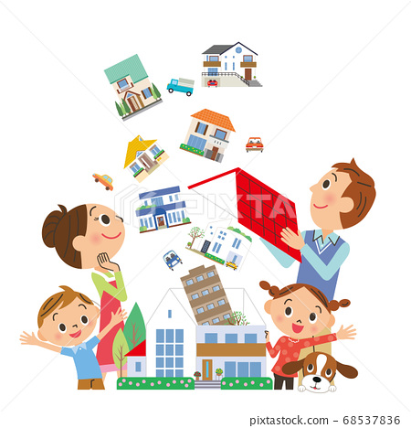 主頁搜索居住家庭房地產信息 68537836