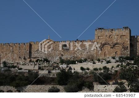 橄欖山的老城區 68543907