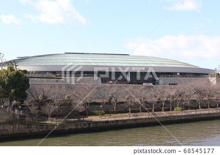 Osakajo Hall 68545177