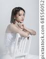 Beauty,woman,white 68556052
