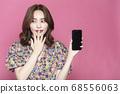 Beauty,pink,woman 68556063