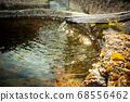 절(사찰) 수각의 맑은 물 68556462