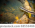 절(사찰) 수각의 맑은 물 68556466