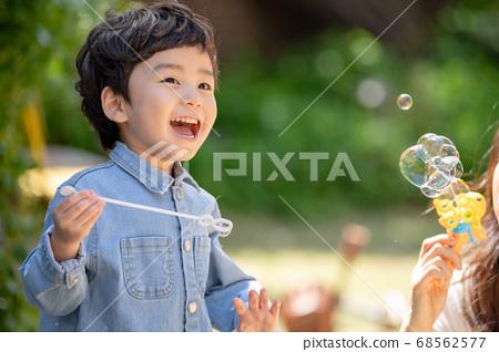 儿童生活方式游戏 68562577