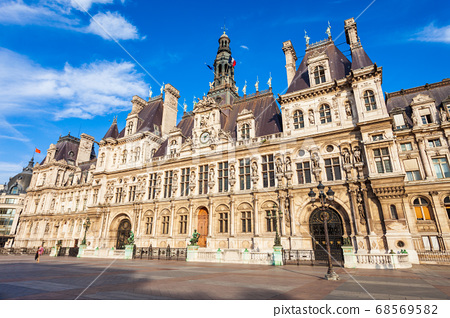 City Hall Hotel de Ville, Paris 68569582
