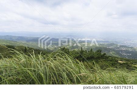 七星山俯瞰台北城 68579291