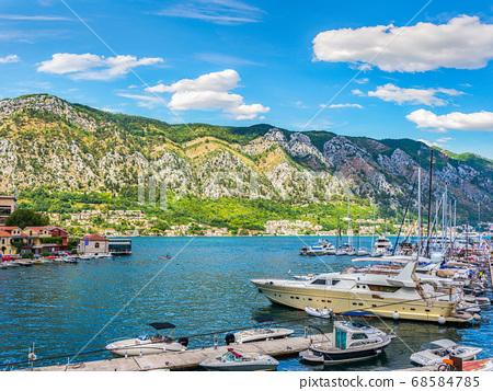 Pier in Kotor 68584785