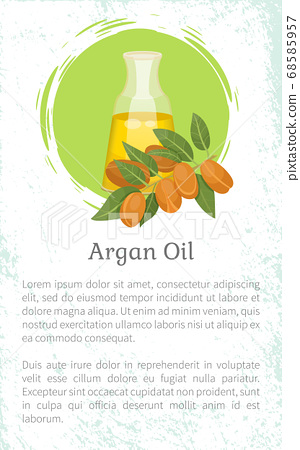 Information About Argan Oil in Bottle, Argania 68585957